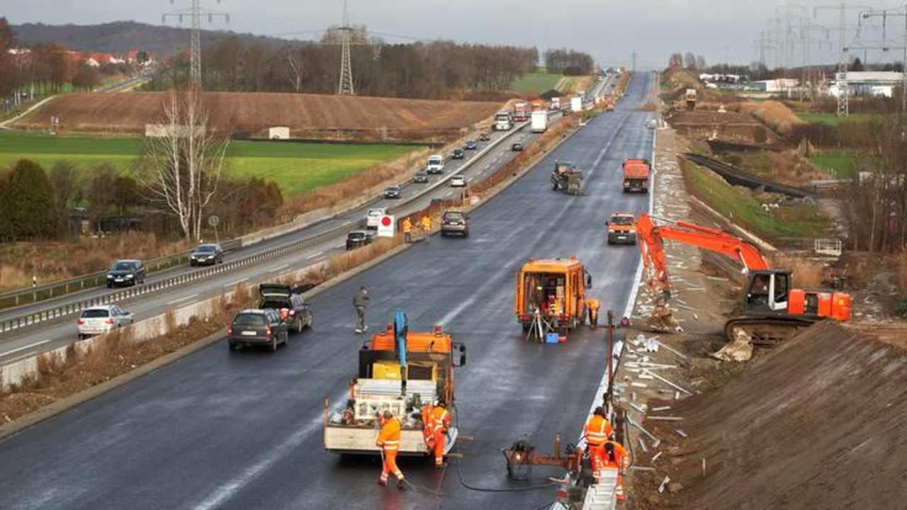 cca1728dcf Infrastrukturgesellschaft Verkehr nimmt Formen an - DVZ