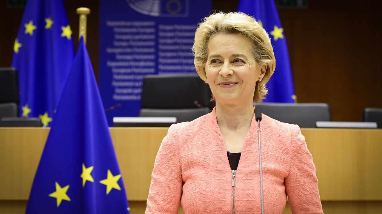 """Von der Leyen will europäische """"Hydrogen Valleys"""" fördern - DVZ"""
