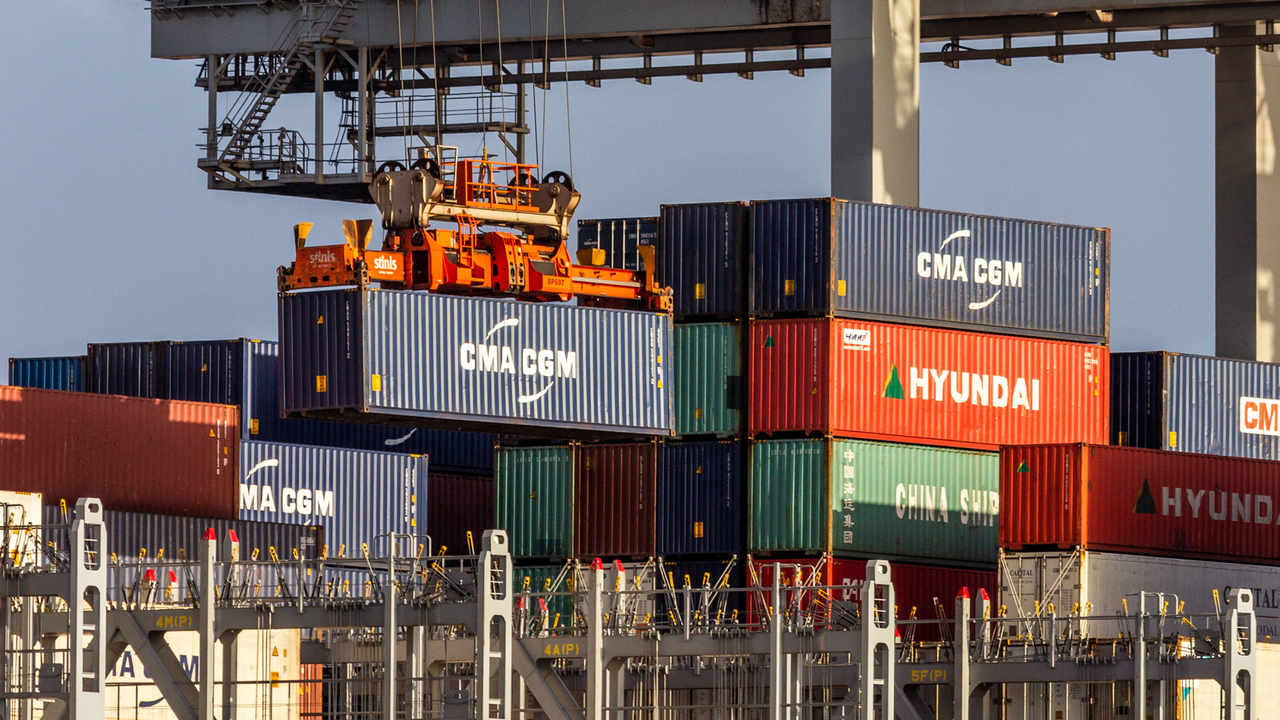 CMA CGM macht Übernahmeangebot für Ceva Logistics - DVZ