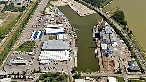 Rhenus erhöht Beteiligung am Mierka Donauhafen Krems - DVZ